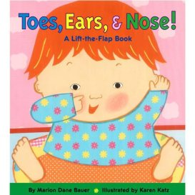 Toes-Ears-Nose-Lift--Flap-Book